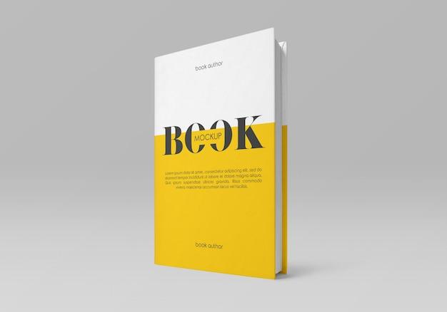 Makieta Książki W Twardej Oprawie Premium Psd