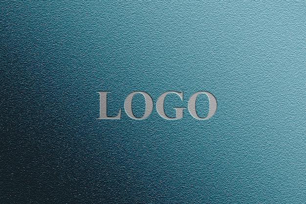 Makieta Logo Premium Psd