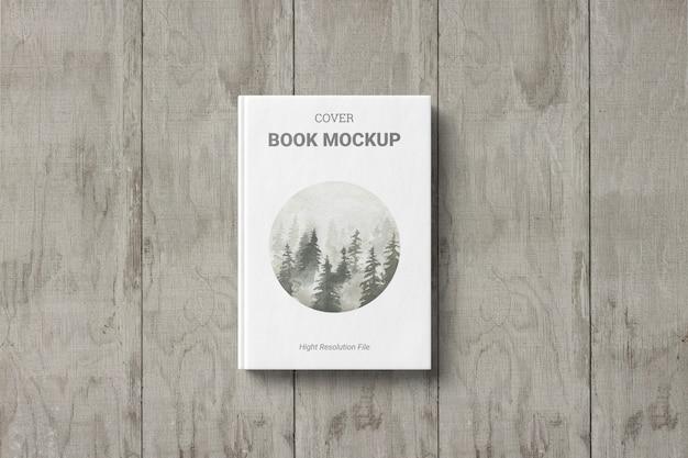 Makieta okładki książki Premium Psd