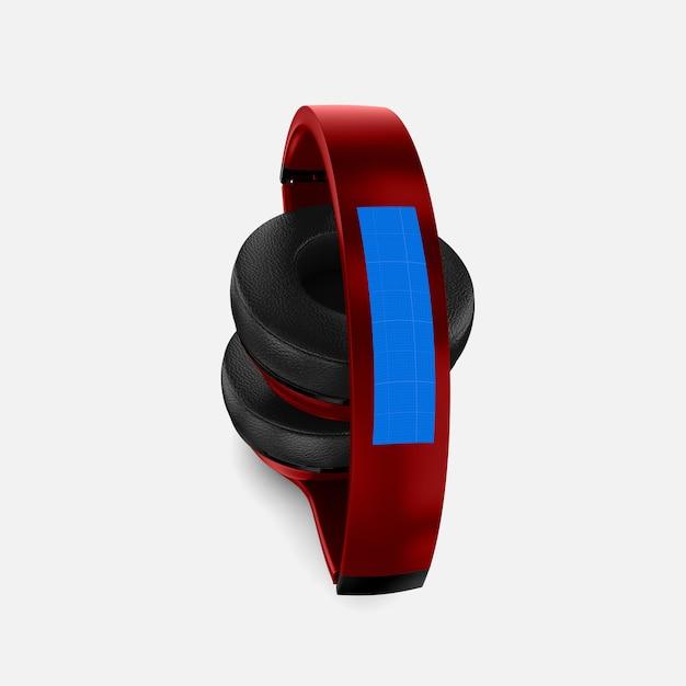 Makieta Słuchawek Premium Psd