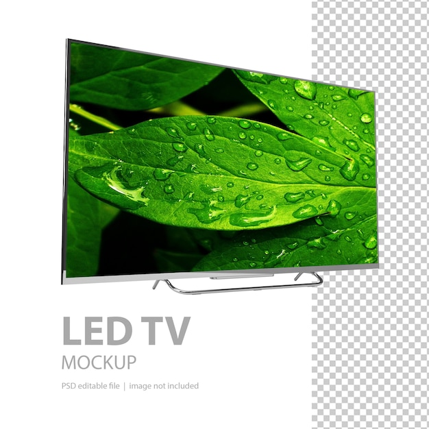 Makieta Telewizyjna Premium Psd