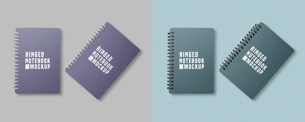 Makieta Zestawu Notebooków Darmowe Psd