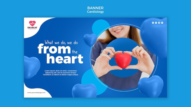 Medyk Trzyma Szablon Sieci Web Transparent Serce Zabawki Premium Psd