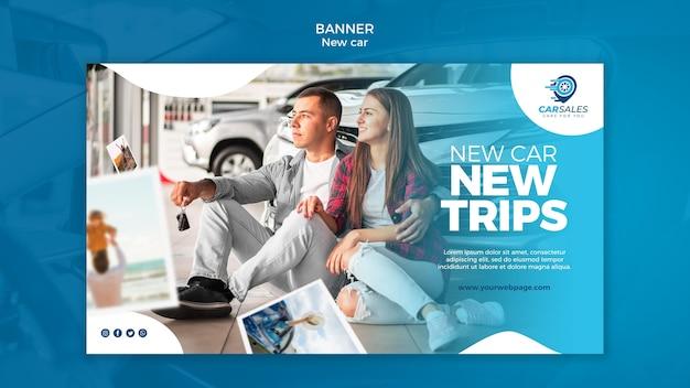 Nowy Szablon Transparent Koncepcja Samochodu Darmowe Psd