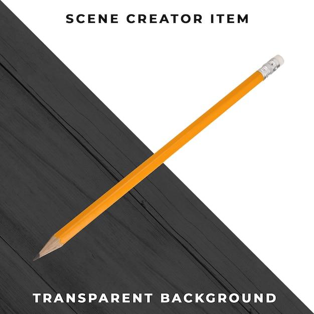 Ołówek Obiekt Przezroczysty Psd Darmowe Psd