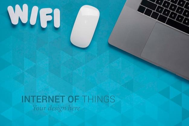 Połączenie Wifi 5 G Dla Urządzeń Darmowe Psd