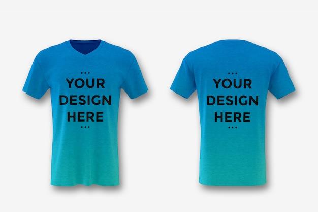 Prezentacja makiety koszulki Premium Psd