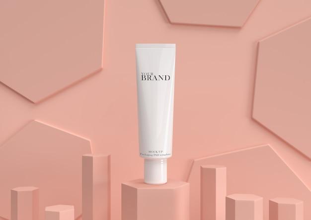 Produkty kosmetyczne premium do pielęgnacji skóry nawilżające Premium Psd