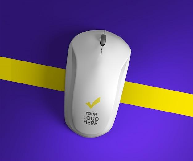 Projekt Makiety Myszy Premium Psd