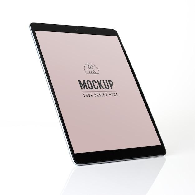 Projekt Makiety Tabletu Na Pełnym Ekranie Darmowe Psd
