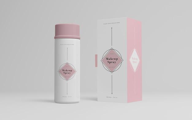 Różowe Opakowanie Produktów Kosmetycznych Darmowe Psd