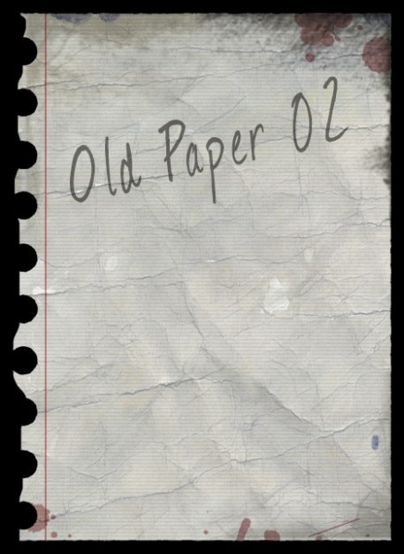 Stary papier Darmowe Psd