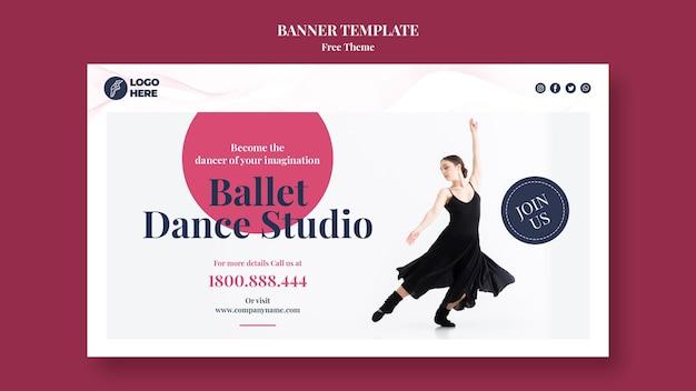 Studio Tańca Szablon Transparent Darmowe Psd