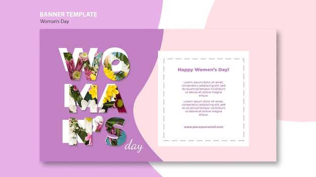 Styl Szablon Transparent Dzień Kobiet Darmowe Psd