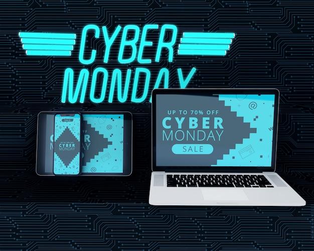 Super Wyprzedaż Cyber Poniedziałek Wyprzedaż Darmowe Psd