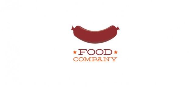 Szablon logo dla żywności i napojów Darmowe Psd