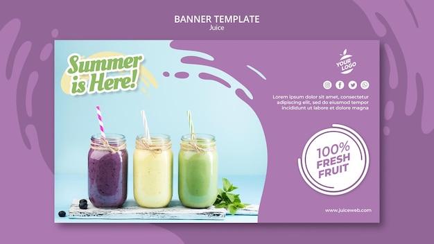 Szablon Transparent Bar Soku Premium Psd