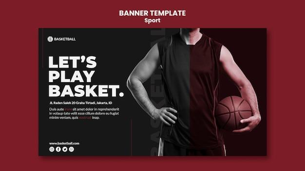 Szablon Transparent Koncepcja Sportu Darmowe Psd