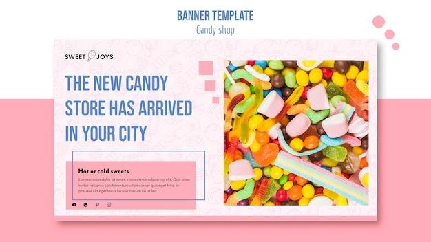 Szablon Transparent Kreatywnych Cukierni Sklep Ze Zdjęciem Darmowe Psd