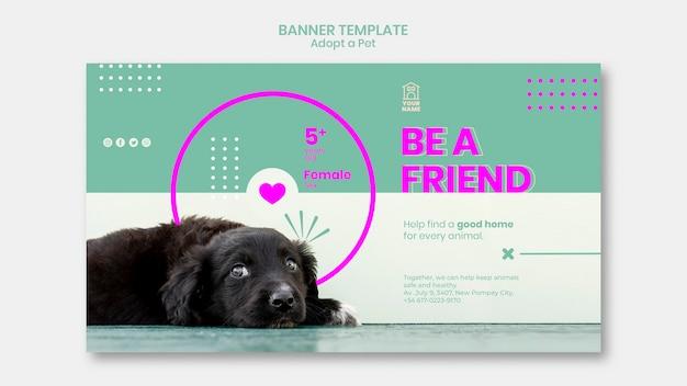 Szablon Transparent Przyjmuje Pojęcie Zwierząt Domowych Darmowe Psd