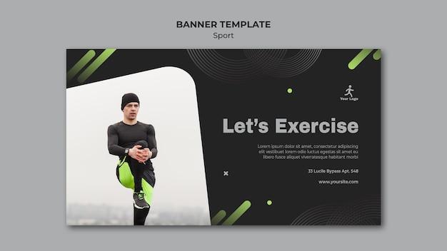 Szablon Transparent Szkolenia Fitness Darmowe Psd