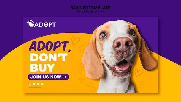 Szablon Transparent Z Projektu Adopcyjnego Zwierzaka Darmowe Psd