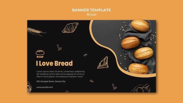 Szablon Transparentu Sklepu Chlebowego Darmowe Psd