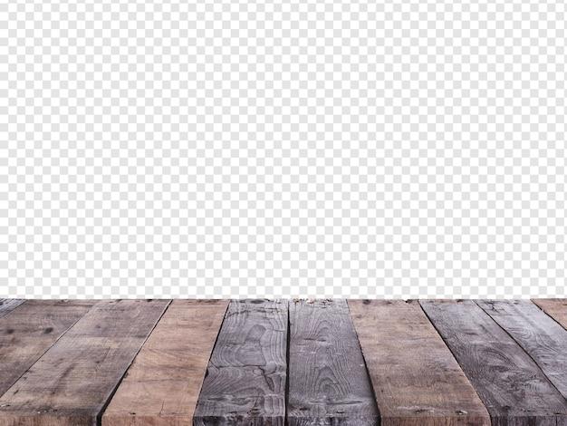 Tło drewniane podłogi Premium Psd