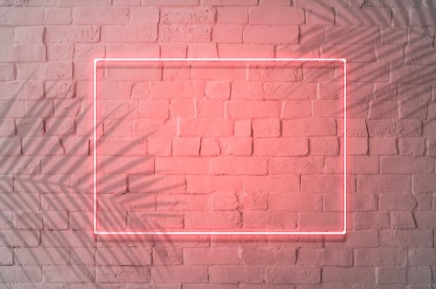 Twój projekt tutaj neon Darmowe Psd