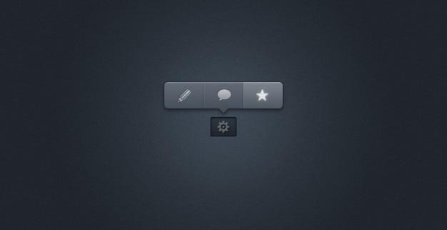 Ustawienia ustawienia tooltip tooltip Darmowe Psd