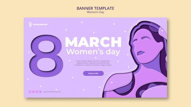 Wzmocnienie Szablon Transparent Dzień Kobiet Darmowe Psd