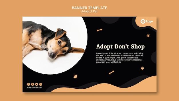 Zaakceptuj Szablon Transparentu Dla Zwierzaków Domowych Darmowe Psd
