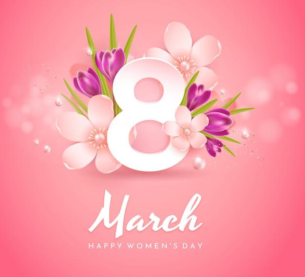 8 Marca Pozdrowienia Premium Wektorów