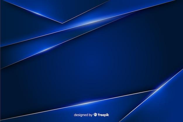 Abstrakcjonistyczna kruszcowa błękitna tło tekstura Darmowych Wektorów