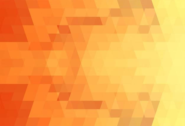 Abstrakcjonistycznego Trójboka Wzoru Kolorowy Tło Darmowych Wektorów