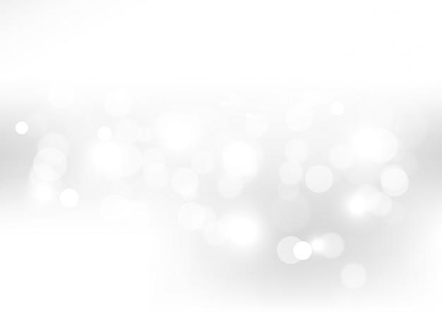 Abstrakcjonistyczni Bokeh światła Z Miękkiego światła Tłem. Premium Wektorów