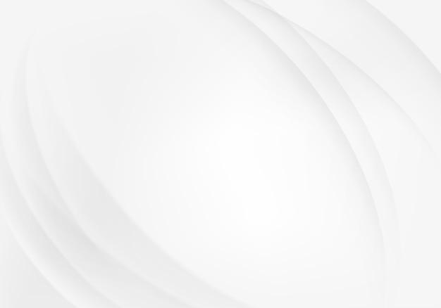 Abstrakcjonistyczny biały tło Premium Wektorów