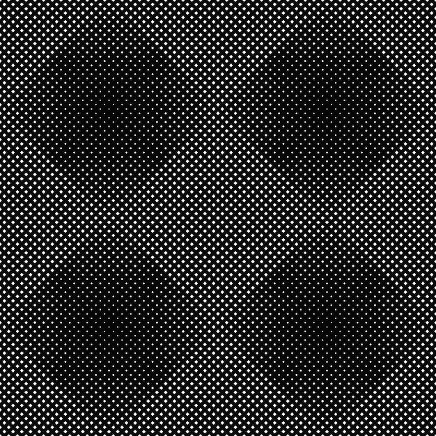 Abstrakcjonistyczny Czarny I Biały Kwadrata Wzoru Tło Premium Wektorów