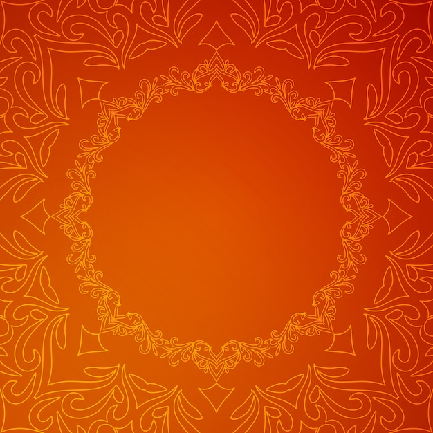 Abstrakcjonistyczny elegancki luksusowy czerwony tło Darmowych Wektorów