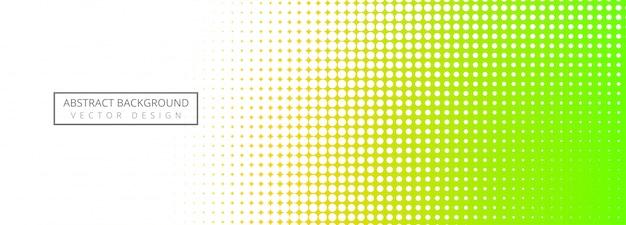 Abstrakcjonistyczny Halftone Sztandaru Kolorowy Tło Darmowych Wektorów