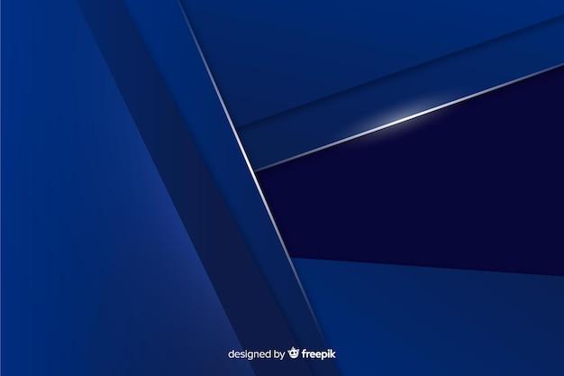 Abstrakcjonistyczny Kruszcowy Błękitny Tekstury Tło Darmowych Wektorów