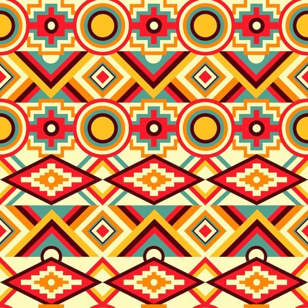 Abstrakcyjny Wzór Kalejdoskop. Darmowych Wektorów