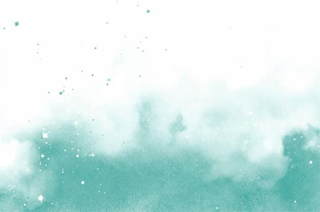 Abstrakt Pochlapana Akwarela Textured Tło Darmowych Wektorów