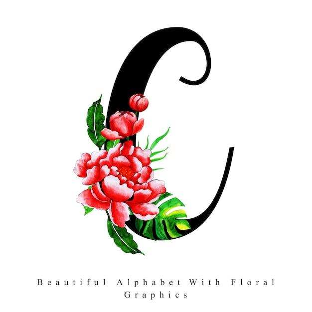 alfabet, litera, c