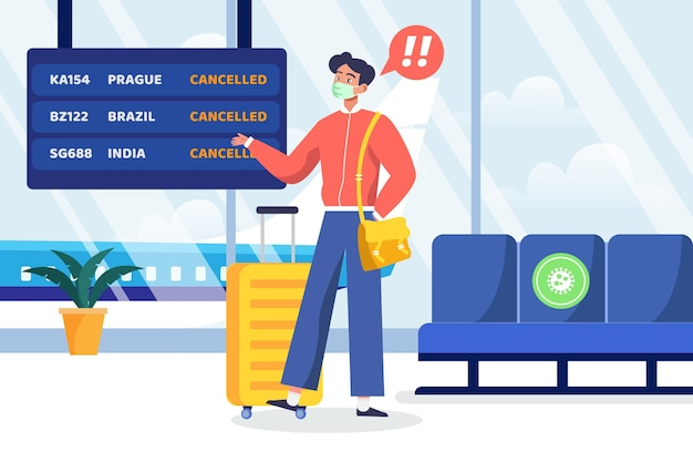 Anulowany Lot Ogłasza Koncepcję Premium Wektorów