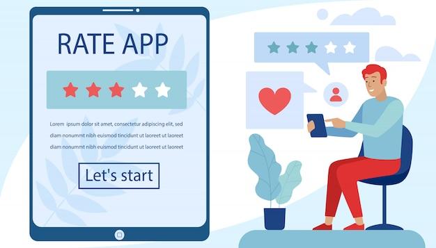 Aplikacja oferująca stawki za stronę docelową dla użytkowników Premium Wektorów