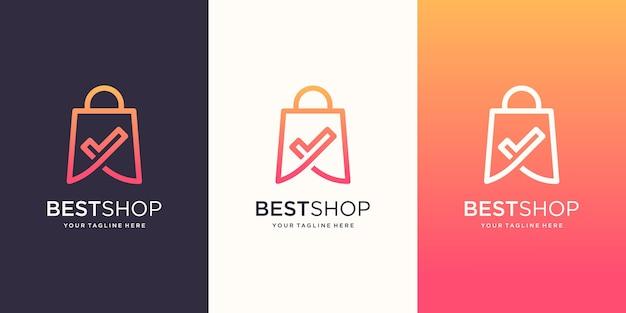 Best Shop, Torba Połączona Z Haczykiem Premium Wektorów