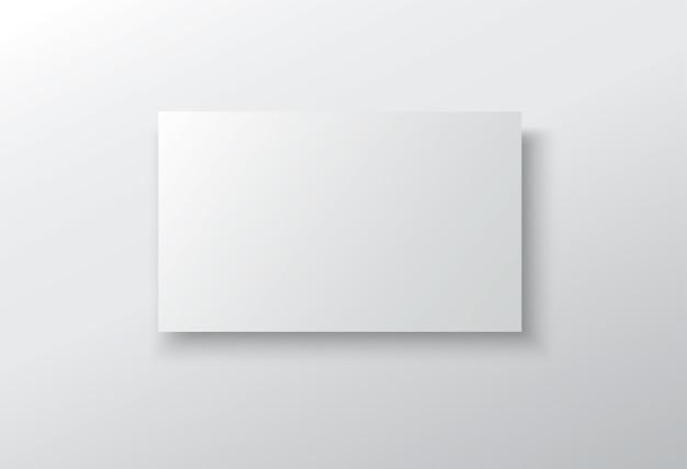 Biała Ramka Premium Wektorów