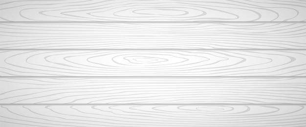 Biała świerkowa Deska Z Drewna Teksturowanej Tło. Premium Wektorów