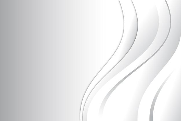 Białe Tło Abstrakcyjny Wzór Darmowych Wektorów